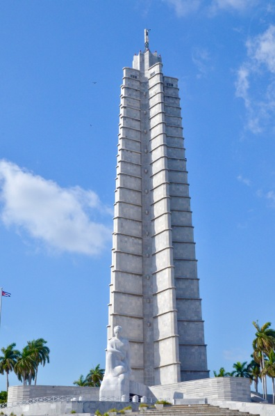 Revolution Square Jose Marti Memorial
