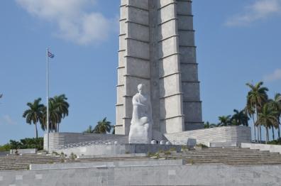 Jose Marti Memorial Statute