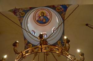 Basilica Menor de San Francisco di Assisi dome