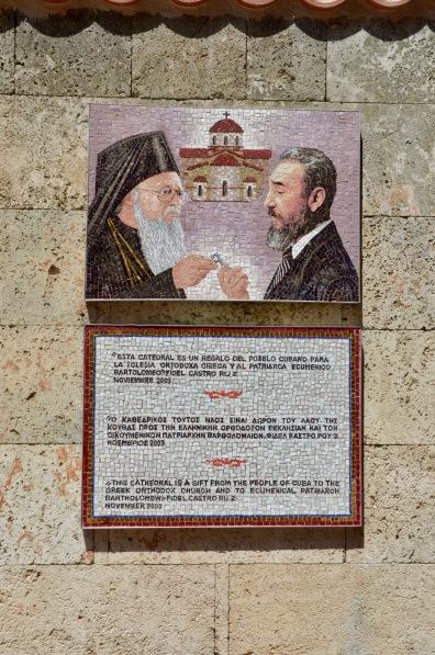 Basilica Menor de San Francisco de Assisi gift mosaic
