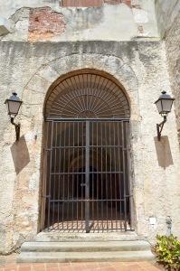 Convento de San Francisco gateway 4