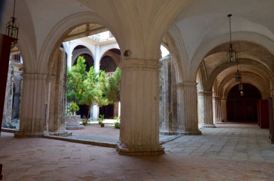 Convento de San Francisco gateway 6
