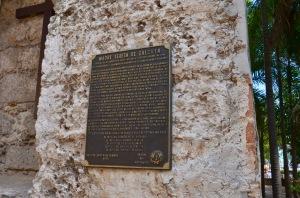 Mother Teresa of Calcutta plaque