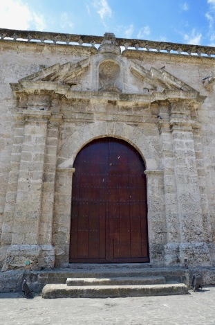 Basilica Menor de San Francisco de Assisi door