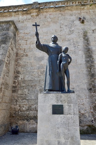 Statute of St. Francis of Assisi