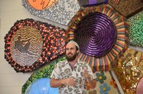 Lorenzo Lopez Shening, artist