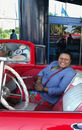 Me in a Classic Car 2