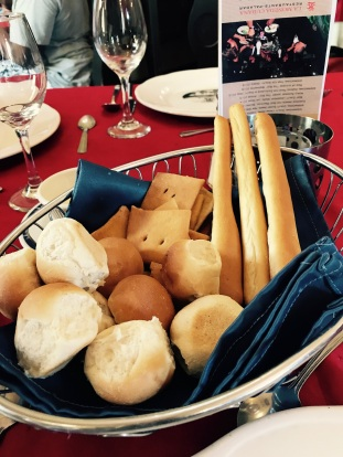 Lunch: Bread Basket