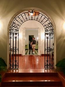 Habanera doorway