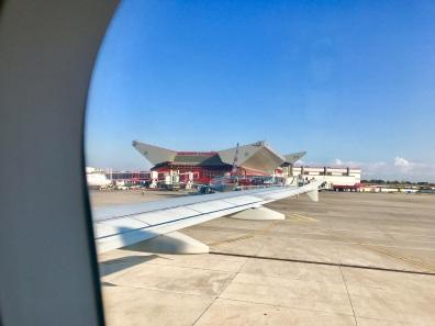 Jose Marti-Habana Airport Tarmac
