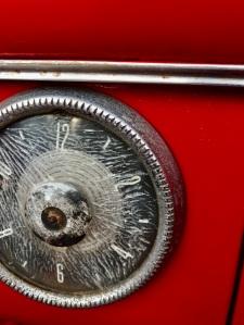 """Classic Car """"Devil"""" Details"""