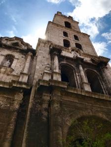 Basilica Menor de San Francisco de Assisi tower