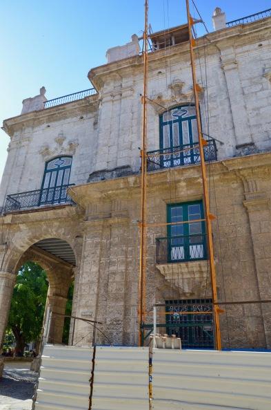 Museo de la Ciudad Restoration