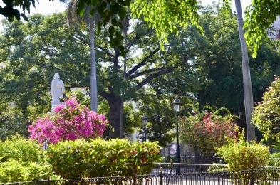 Parque near Museo de la Ciudad