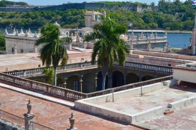 Hotel Ambos Mundos rooftop