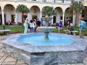 Hotel Nacional fountain