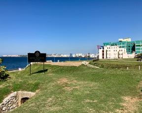 Hotel Nacional bunkers sign