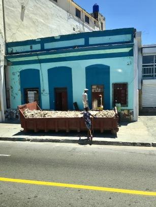 Havana restoration