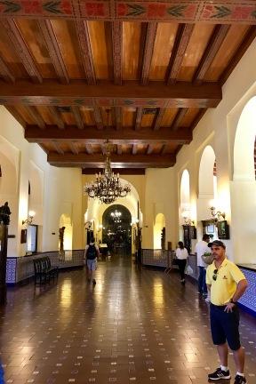 Hotel Nacional interior