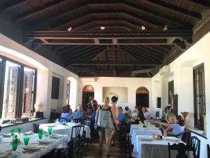 Atelier Restaurante interior