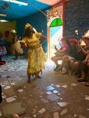 Callejon de Hamel - Santeria performance