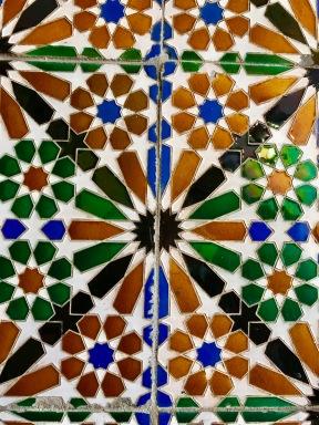 Hotel Nacional tile closeup