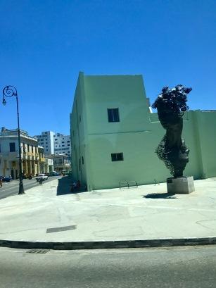 Havana scultpture
