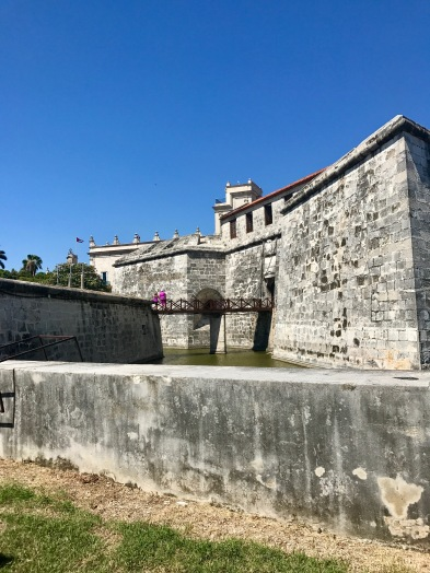 Havana fort