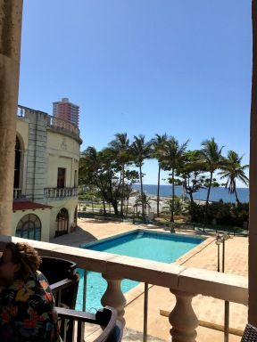 Hotel Nacional pool