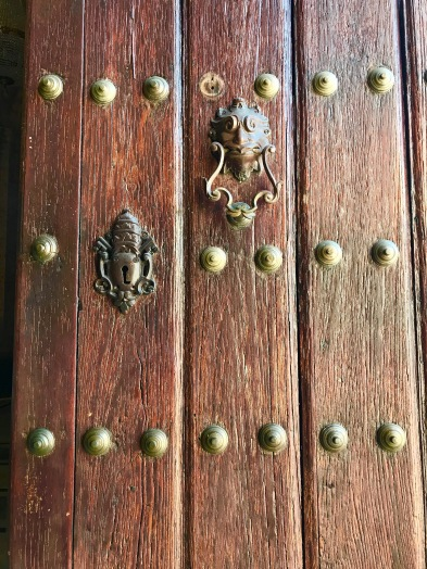 Havana Cathedral doorknocker
