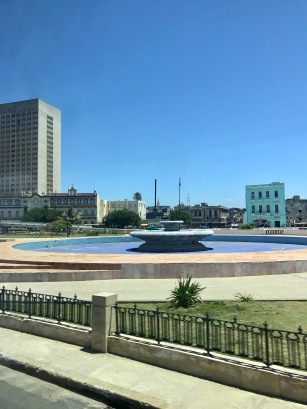 Havana fountain