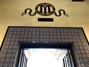 Hotel Nacional decor