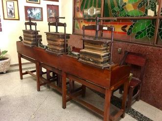 Corona Cigar Factory lobby 2