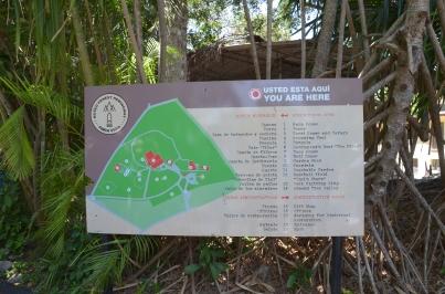 Finca Vigia 1 Map