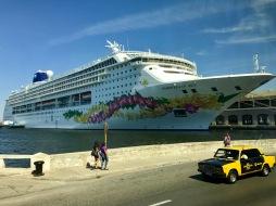 Free Time Walk 1 Cruise Ship