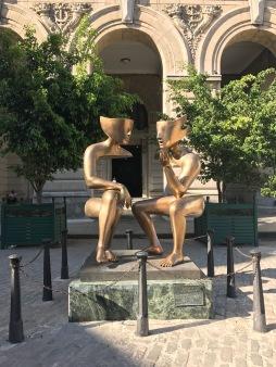 Free Time Walk 13_4 PdSF Conversation Sculpture