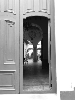 Free Time Walk 18_2 doorway bw