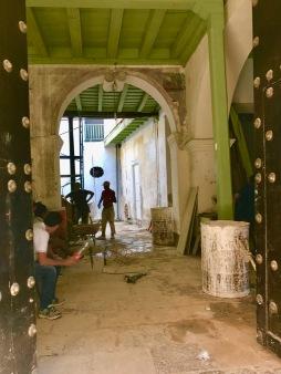 Free Time Walk 22 interior restoration