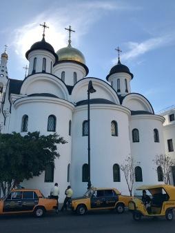 Free Time Walk 7_4 Iglesia Orthodoxa Rusa