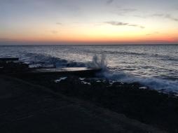 Sunset at Playita del Triton 16