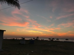 Sunset at Playita del Triton 2