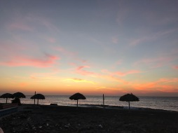 Sunset at Playita del Triton 3